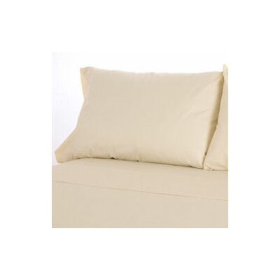 Carmon 200 Thread Count Pillowcase Size: Euro