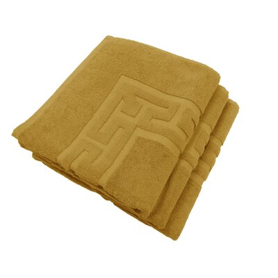 Tub Mat Set Color: Amber