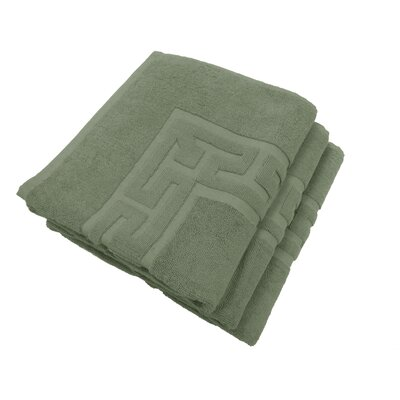 Tub Mat Set Color: Celedon