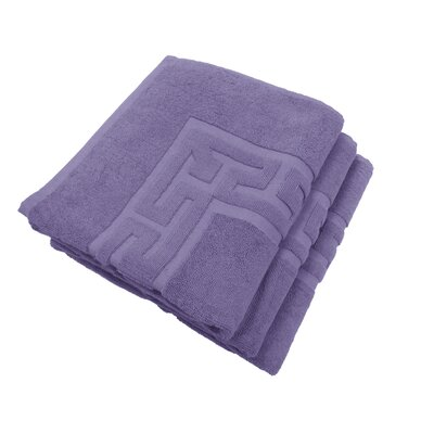 Tub Mat Set Color: Lavender