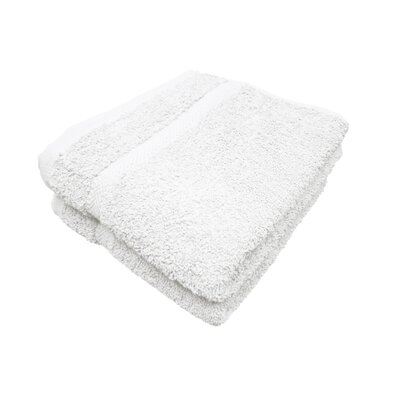 Michael Hand Towel Color: White