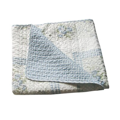 Trellis Cotton Throw