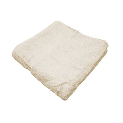 Bath Towel Color: Ivory