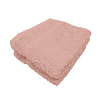 Michael Hand Towel Color: Rose