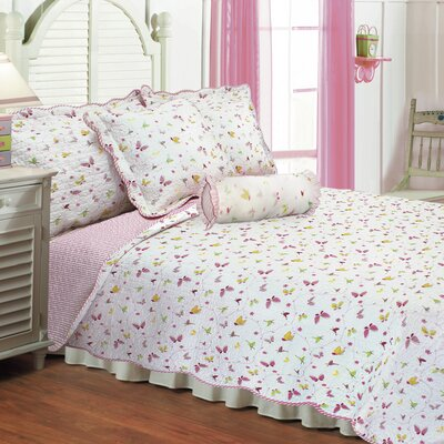 Reversible Quilt Set Size: Full / Queen