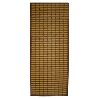 Bamboo Rayon Floor Runner Outdoor Area Rug Rug Size: Runner 2 x 5