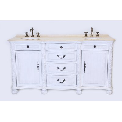 England 37 Double Bathroom Vanity Set