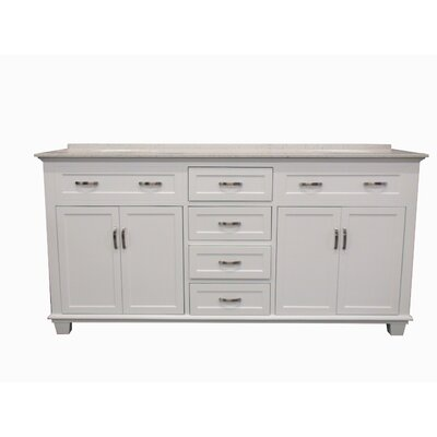 Lyndale 72 Double Bathroom Vanity Set
