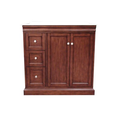 Mackenzie 36 Single Bathroom Vanity Set