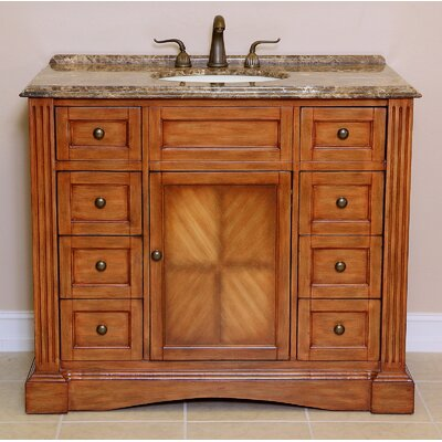 Concorde 42 Single Bathroom Vanity Set