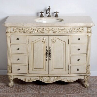 Durham 48 Single Bathroom Vanity Set