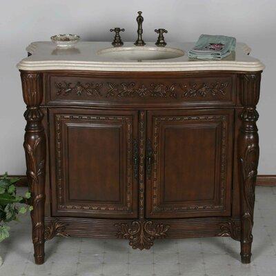 Galloway 42 Single Bathroom Vanity Set