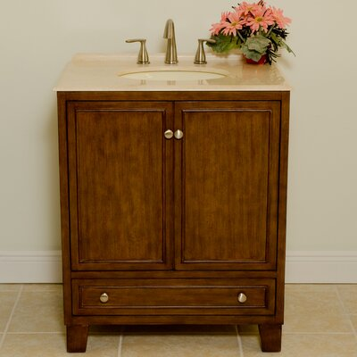 Sassy 30 Single Bathroom Vanity Set