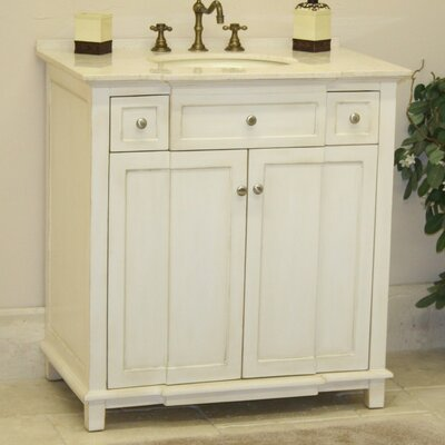 Brighton 34 Single Bathroom Vanity Set