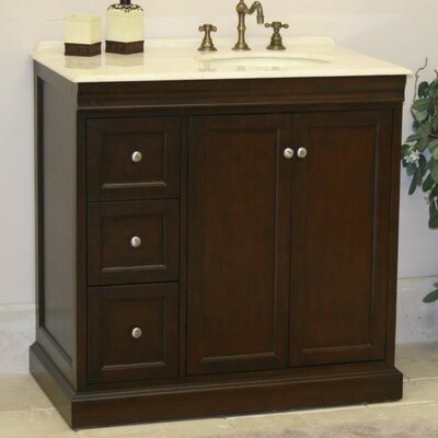 Kellas 36 Single Bathroom Vanity Set