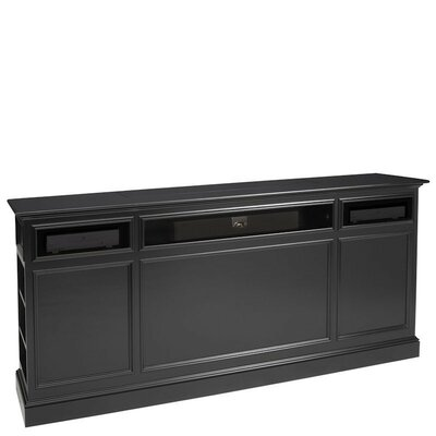 Suite 82 TV Stand Color: Black