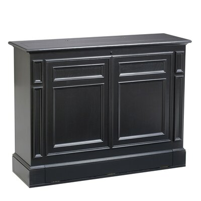 Chatham 55 TV Stand Color: Black