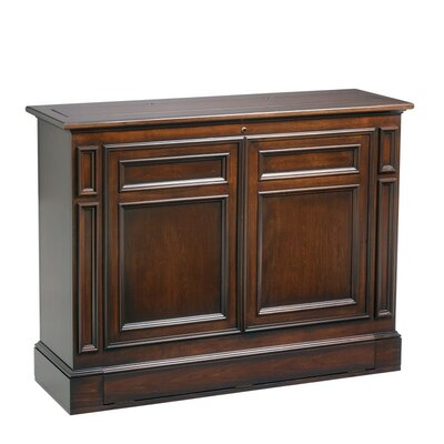 Chatham TV Stand Finish: Antique Coffee