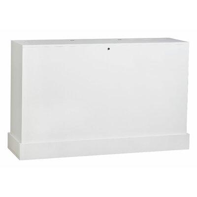 Azura 60 TV Stand Color: White