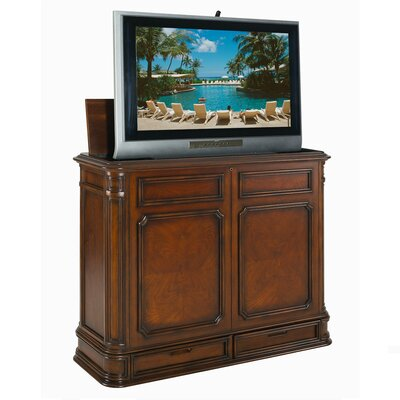 "TVLIFTCABINET, Inc Crystal Pointe 50"" TV Stand - Finish: Brown at Sears.com"