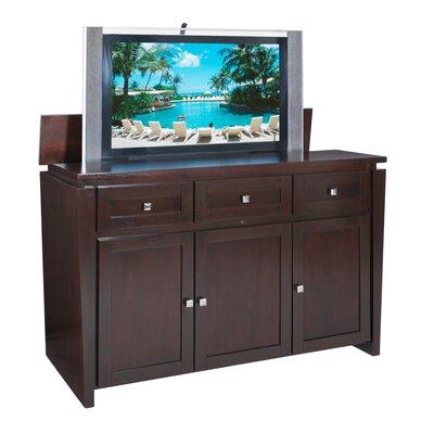 Cheap TVLIFTCABINET, Inc Biscayne TV Lift Cabinet in Dark Wood (IXA1013)