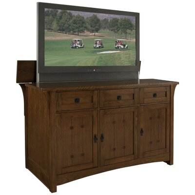 Cheap TVLIFTCABINET, Inc Craftsman Mission TV Lift Cabinet (IXA1014)