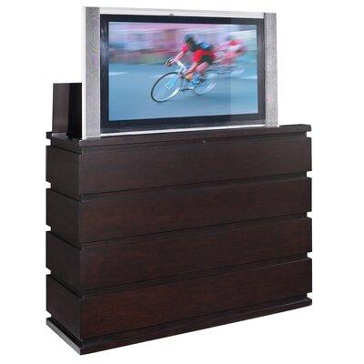Cheap TVLIFTCABINET, Inc Prism TV Lift Cabinet in Dark wood (IXA1019)