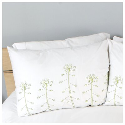 Image Of Three Sheets 2 The Wind Wildflowers Standard Pillow Cover