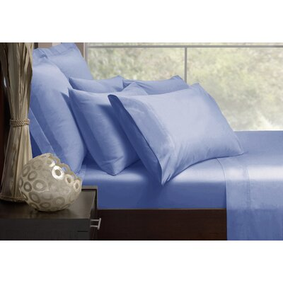 Sheet Set Size: King, Color: Blue