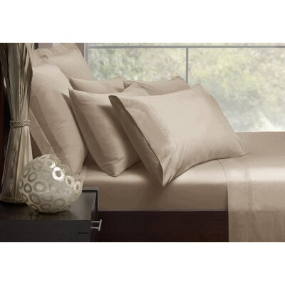 Sheet Set Size: Queen, Color: Mocha