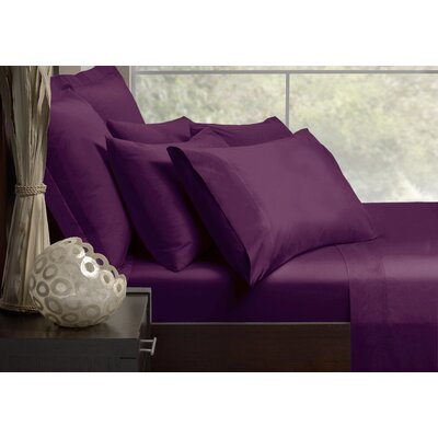 Sheet Set Size: King, Color: Purple
