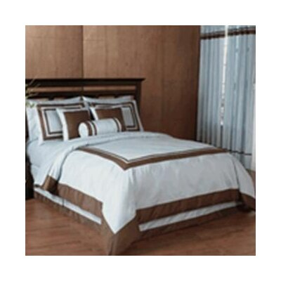 YT03 Malibu Fashion 3 Piece Duvet Cover Set Size: Double