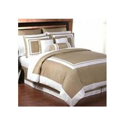 YT04 Malibu Fashion 3 Piece Duvet Cover Set Size: King