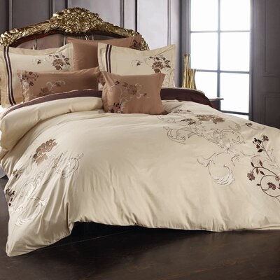 French Vanilla Duvet Cover Set