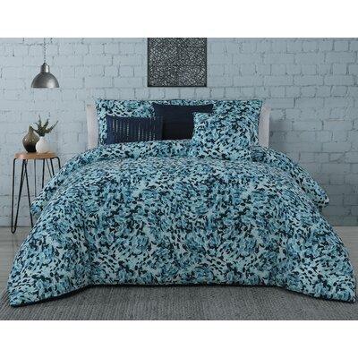Nessa 6-Piece Comforter Set Size: King