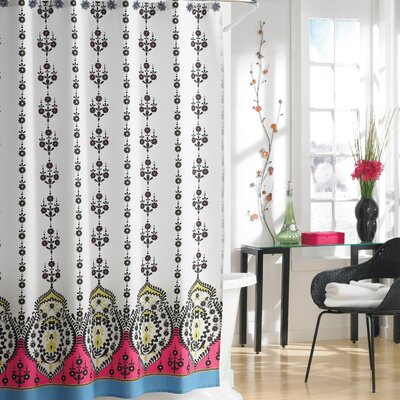 Buy Low Price Steve Madden Betty Shower Curtain Shower Curtain Mall