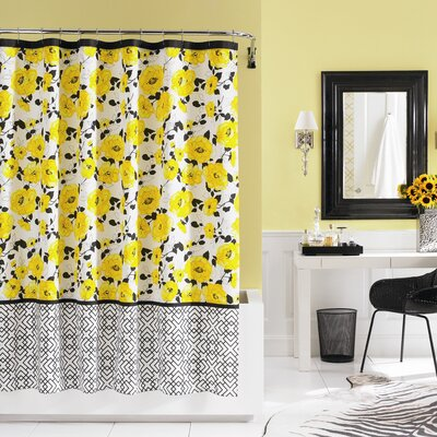 Buy Low Price Steve Madden Gemma Shower Curtain Shower Curtain Mall