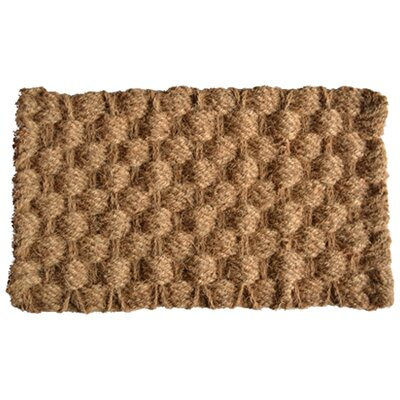Woven Admiral Rope Doormat Rug Size: 30 x 18