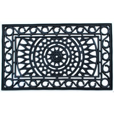 Sattler Sunrise Doormat Size: Rectangle 24 x 36
