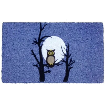 Night Owl Doormat