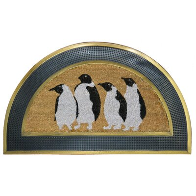 Penguins Doormat