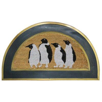 Penguins Doormat