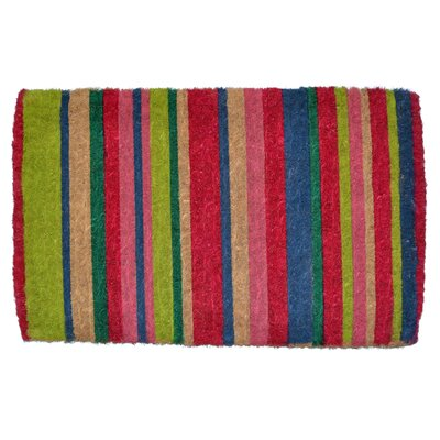 Slaton Stripes Doormat