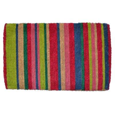 Slaton Stripes Doormat