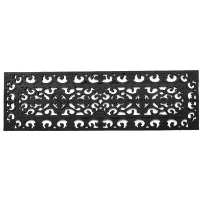 Molded Stair Doormat Size: 9 x 30