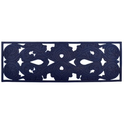 Molded Stair Utility Mat Mat Size: Rectangle 10 x 30