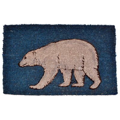 Polar Bear Doormat