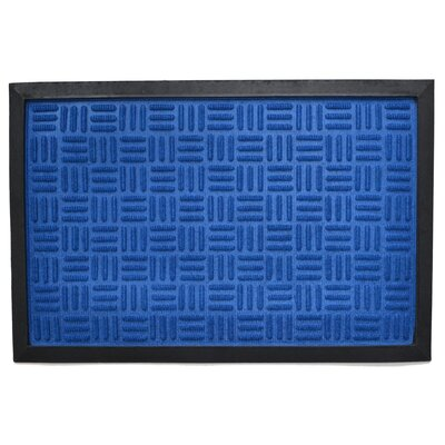 Molded Doormat Size: 16 x 24