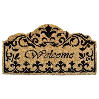 Welcome Fleur Dilys Doormat