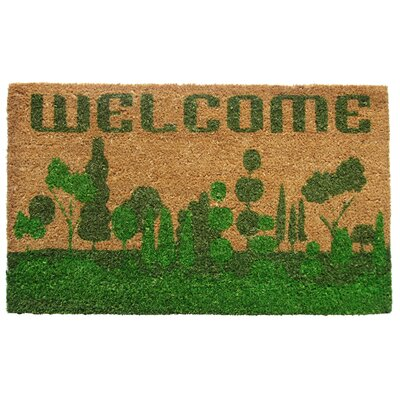 Welcome Nature Doormat